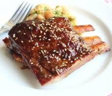 Rippli  (Loin ribs, also known as smoked pork loin) Switzerland Shawn Frank