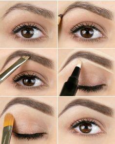 comment dessiner ses sourcils, astuces beauté pour réaliser un maquillage discret et naturel