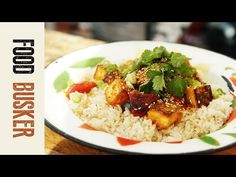 Paneer Manchurian Curry   Food Busker - YouTube