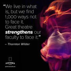 #ThorntonWilder  #actor #theatre #acting #theatrelife #thespian #theatreislife #performerstuff Broadway Theatre, Musical Theatre, Broadway Shows, Musicals Broadway, Thornton Wilder, Lea Salonga, Theatre Problems, Theatre Quotes, Ramin Karimloo