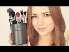 Makeup Brushes - Complete Guide to BlankCanvasCosmetics Pro Set