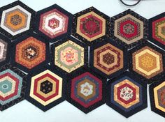 Sew'n Wild Oaks Quilting Blog: Grammy Squares Class Was In Session