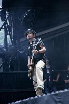 奥田民生 @ FUJI ROCK FESTIVAL '13 LIVE REPORT | A-FILES オルタナティヴ・ストリートカルチャー・ウェブマガジン