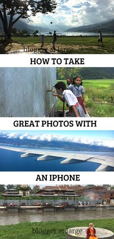 How to take great photos with your iPhone. Tip and tricks for figuring how to make them beautiful. #iphone #photos #tips #tricks