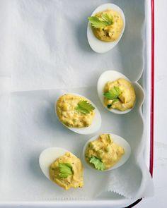 Old Bay Deviled Eggs Recipe