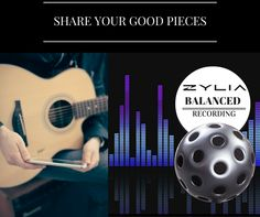 With ZYLIA ZM-1 spherical microphone you will get a great balanced recording of your song.