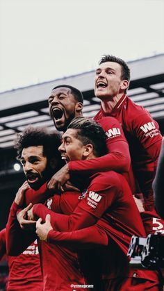 Liverpool Anfield, Liverpool Players, Liverpool Football Club, Liverpool Fc Wallpaper, Liverpool Wallpapers, Liverpool Fc Champions League, Paris Saint Germain Fc, This Is Anfield, Mo Salah