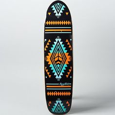 for guys or gals! Fancy - The Native Cruiser Skateboard Deck by Benny Gold