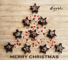 🇬🇧 Merry Christmas & Happy and Healthy 2017 from Écru!