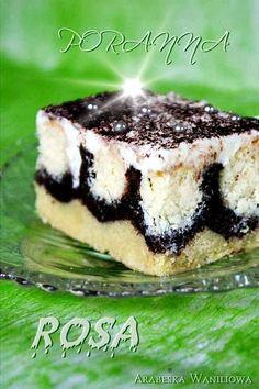 Piękna nazwa, ciekawie wyglądające ciasto, a jeszcze do tego z dodatkiem kokosa - po prostu musiałam je zrobić. Niestety trochę rozczaro...