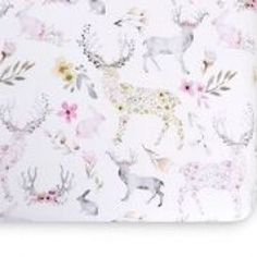 Oilo Studio - Crib Sheet - Fawn Crib Sheets, Crib Bedding, 3 Sprouts, Baby Jars, Eco Kids, Little Giraffe, Childrens Beds, Baby Store, Cribs