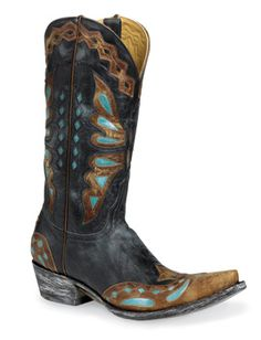I have these boots...I love, love them! I get compliments everytime I wear them!