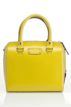 c1abd74b3058 Kate Spade - Wellesley Alessa Bag in Sultan Yellow Kate Spade Wellesley