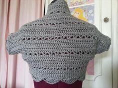 30 Easy To Make Crochet Simple Shrug Ideas   DIY to Make