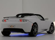 2009 Brabus Tesla Roadster