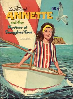 Annette and the Mystery at Smugglers Cove