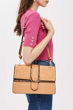 Suri Snake Shoulder Bag - Shop All Accessories - Bags   Accessories -  Topshop Europe b95eec279a