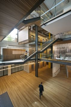 The gallery Kinghorn Cancer Centre / BVN Architecture - 7