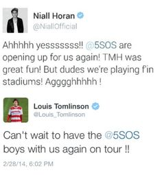 I AM SO HAPPY EXCEPT FOR THE FAC THAT THEY ARE'NT COMING TO SEATTLE SO I'LL MISS BOTH!!!!!! :'(