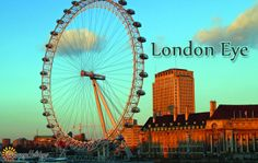 #Trivia: London Eye is the most popular paid tourist spot in UK and the tallest Ferris wheel in Europe. #LondonEye #TravelTrivia