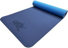 EXTRA THICK: Besides being eco-friendly, all of our TPE exercise mats are light-weight and slip-resistant. We also make our exercise mats extra thick (8mm) so that they're joint-friendly which means you can avoid knee and elbow pain that occurs when using thinner mats. #cathe #cathefriedrich #yogaandexercisemat #bestyogaandexercisemats #exercisematforyoga #yogamatforexercise #bestyogamatforexercise #yogaexercisemats #fitnessmatforyoga #nonslipyogaexercisemat #thickyogaexercisemat #tpeyogamat Cathe Friedrich, Elbow Pain, Floor Workouts, Mat Exercises, Going To The Gym, No Equipment Workout, Strength Training, Workout Videos, Yoga Fitness