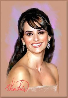 Penelope Cruz by shahin