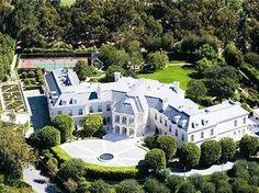 As 10 casas de celebridades mais caras do mundo que estão à venda