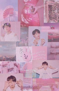Bts Wallpaper Iphone Taehyung, Bts Laptop Wallpaper, K Pop Wallpaper, Bts Aesthetic Wallpaper For Phone, Bts Lockscreen, Aesthetic Wallpapers, Foto Jungkook, Jungkook Cute, Foto Bts