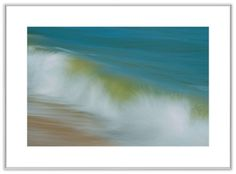 """11"""" x 14"""" Limited Edition Fine Art Nature Photograph: Waves. View all of the stunning Nature Photos by Landscape and Nature Photographer Melissa Fague at: http://pipafineart.photoshelter.com/gallery/Nature-Photography/G00002T0J3OHpFGQ Traditional Photography prints and Canvas wraps are also available."""
