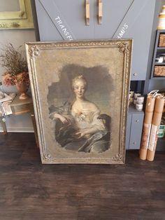 Decoupage mit Mint of Michelle. Rahmen mit Woodubend verziert Mint, Lifestyle, Creative, Painting, Home Decor, Repurpose, Old Pictures, Frame, Decoration Home