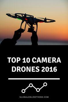 Here you can find top 10 camera drones in 2016 In questo articolo si possono trovare i migliori droni con videocamera integrata disponibili sul mercato nel 2016. La classifica è frutto di opinioni di esperti e di un'analisi di mercato effettuata  #drones #droni #technology #tecnologia