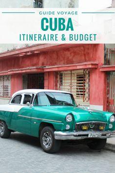 Itinéraire à Cuba