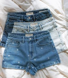 Denim shorts find your fit pacdenim outfit Denim find FIT out Cute Summer Outfits, Short Outfits, Spring Outfits, Trendy Outfits, Cute Outfits, Pacsun Outfits, Pacsun Shorts, Mode Pop, Teen Fashion