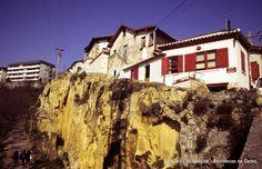 Portu Zaharra / Puerto Viejo, años 80 (Foto: Joseba Geijo) (ref. JG006)