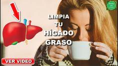 LIMPIA TU HÍGADO GRASO PARA QUE BAJES DE PESO Y DESINTOXIQUES TU ORGANISMO - YouTube