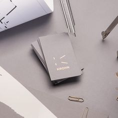 Krohn Identity by Commando Group | Inspiration Grid | Design Inspiration