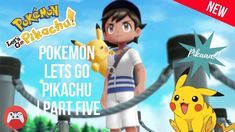 Pokemon Lets go Pikachu is the new game of the month and I would love to share my experiences in this play-through of the Pikachu version. Pikachu, Pokemon, Letting Go, Let It Be, Play, Music, Youtube, Musica, Musik