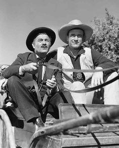 "Milburn Stone (Doc Adams) & James Arness (Marshall Matt Dillon) in ""Gunsmoke"" Movies Showing, Movies And Tv Shows, Milburn Stone, Matt Dillon, The Lone Ranger, Tv Westerns, Old Shows, Western Movies, Classic Tv"