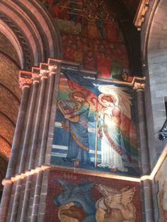 Phoebe Traquair, Manfield Traquair Church, Broughton Street Edinburgh | JV