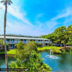 It's a great day! Players Club - Hilton Head, SC  #VRIvacations #amazing #beach #condo #vacation #rentals
