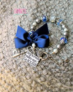 My Airman makes my heart go boom, Air Force bracelet, Air Force wife gifts, USAF jewelry, Air Force gifts, I love my Airman