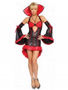 Disfraz de Vampiresa DF069 - Disfraces Sexy - Disfraces de Mujer