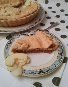 crostata apple pie