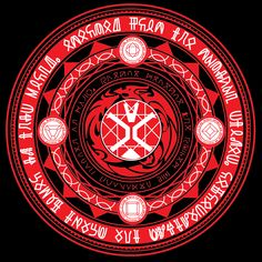 This crossover takes place in the aftermath of Kamen Rider Wizard and… Fantasy Images, Dark Fantasy Art, Magic Symbols, Ancient Symbols, Spell Circle, Wizards Logo, Magic Circle Crochet, Summoning Circle, Kamen Rider Wizard