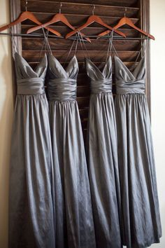 Wonderful Perfect Wedding Dress For The Bride Ideas. Ineffable Perfect Wedding Dress For The Bride Ideas. Taffeta Bridesmaid Dress, Silver Bridesmaid Dresses, Grey Bridesmaids, Charcoal Grey Bridesmaid Dresses, Grey Dresses, Dresses Dresses, Bridesmade Dresses, Bride Dresses, Long Dresses