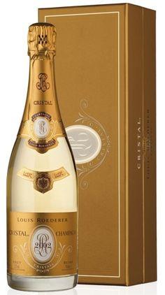 Champagne Cristal-Roederer Paris, Livraison sur 75 et 92