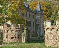 Château de Thanvillé. Bas-Rhin. Alsace