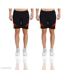 Checkout this latest Shorts Product Name: *Attractive Men's Short* Pattern: Printed Multipack: 2 Sizes:  28 (Waist Size: 28 in, Length Size: 26 in)  30 (Waist Size: 30 in, Length Size: 26 in)  32 (Waist Size: 32 in, Length Size: 26 in)  34 (Waist Size: 34 in, Length Size: 26 in)  Country of Origin: India Easy Returns Available In Case Of Any Issue   Catalog Rating: ★4 (377)  Catalog Name: Attractive Men's Shorts CatalogID_900835 C69-SC1213 Code: 413-5954558-147