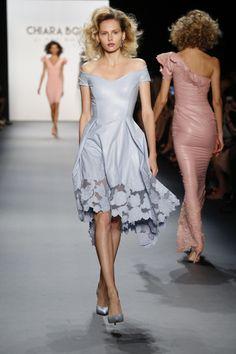 Chiara Boni La Petite Robe September 2016 at New York Fashion Week. #NYFW