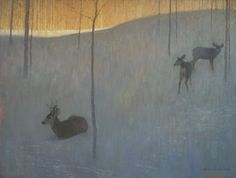 In the Snow and Shadow by David Grossmann